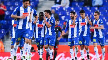 In minutul 64 erau condusi cu 3-0, dar meciul a luat o turnura incredibila. Ce a reusit Espanyol, fosta echipa a lui Galca, in cel mai nebun meci al etapei din Spania
