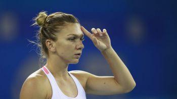 Ce diferenta e acum intre Simona Halep si Kerber, liderul mondial in tenis, inaintea meciului direct de la Turneul Campioanelor, marti, 14:30