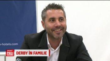Un nou duel nas - fin in Liga I! Finul lui Mutu, Neaga, e noul manager de la ACS Poli Timisoara. VIDEO