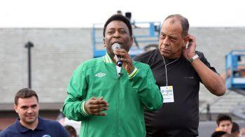 Fotbalul a pierdut inca o legenda. Capitanul lui Pele si al Braziliei care cucerea titlul mondial in 1970 a murit la 72 de ani