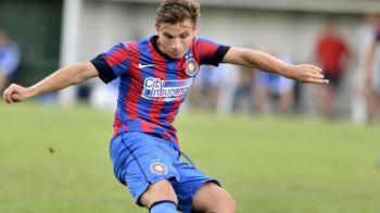 Steaua II a evitat la limita o noua rusine in Liga a 3-a: doar remiza cu Rosiori. Enceanu a inscris dintr-un penalty