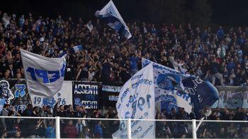 Un meci din Seria A a fost oprit de cutremurul care a zguduit Italia! Momente de panica pe stadion VIDEO