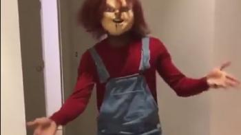 GALERIE FOTO&VIDEO ingrozitor de urata! Superstarurile din fotbal s-au deghizat de Halloween! Cine e papusa Chucky si cat de monstruos a devenit Pirlo