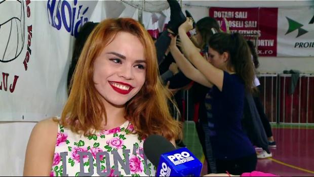 VIDEO! Cele mai tari majorete din Europa sunt din Cluj. Show-ul pe care il pregatesc miercuri, 20:30, la Sport.ro, in U. Cluj - Larnaca