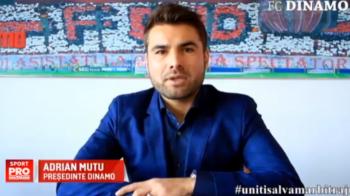 """Mutu ii fluiera pe arbitri si cere sprijinul rivalelor din campionat: """"Uniti salvam arbitrajul, uniti salvam fotbalul romanesc"""". VIDEO"""