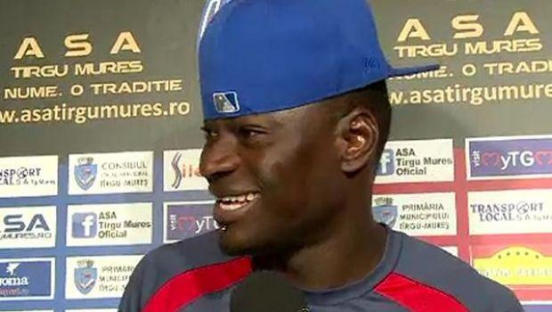 "Ousmane, sef in Cetate :) N'Doye a debutat cu gol la Cetate Deva, in liga a treia. De cand nu mai marcase ""senegalezul Mihai Usmanescu"""