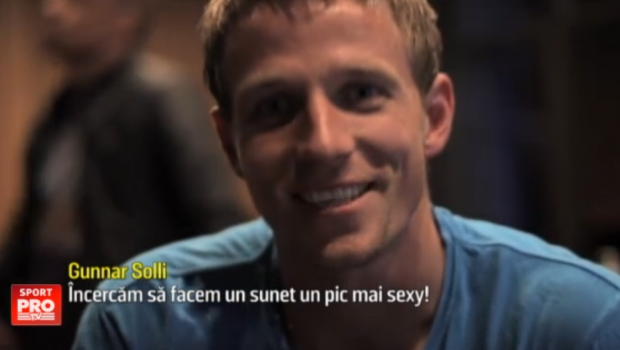 "In urma cu 11 ani era ""killer-ul"" Stelei in Europa, astazi e DJ si pune muzica in Romania. Norvegianul care s-a lasat de fotbal pentru muzica: VIDEO"