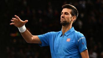 Ziua in care Djokovic pierde locul 1 in clasamentul mondial! Andy Murray e noul lider dupa abandonul lui Raonic