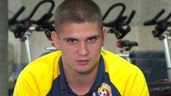 """""""Unde ma vad peste 10 ani?"""" Idolul sau e Xavi, visul sau e Barcelona, urmatorul pas ar putea fi Steaua. Ce spune Razvan Marin despre viitorul sau"""