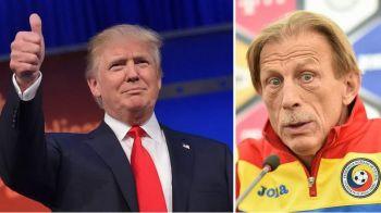 Victoria lui Trump il inspira pe Daum la meciul cu Polonia! Ce poate sa invete nationala din alegerile SUA! VIDEO