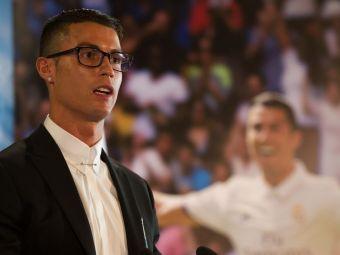 """Decizia surprinzatoare a lui Cristiano Ronaldo! Cu cine va vota pentru trofeul Antrenorul Anului: """"Mi se pare normal!"""""""