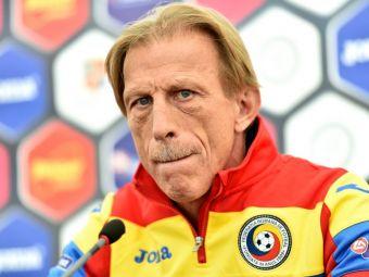 Surpriza! Christoph Daum se implica in alegerea selectionerului la nationala U21! Masura care anunta demiterea lui Dulca