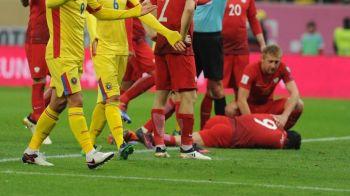 Polonezii au vrut sa OPREASCA meciul dupa ce petarda a EXPLODAT langa Lewandowski! Ce i-a zis arbitrul superstarului de la Bayern