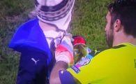 Nu toti supereroii poarta pelerine :) Gestul fabulos al lui Gigi Buffon in timpul meciului Italiei. Ce facea in timp ce colegii sai erau in atac | VIDEO
