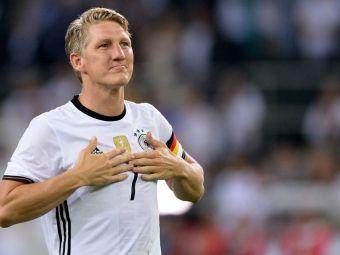 Destinatie surpriza pentru campionul mondial Schweinsteiger. Neamtul are mari sanse sa fie coleg cu un roman, dupa perioada horror de la Manchester United