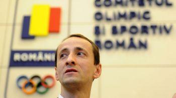 Mihai Covaliu a invins-o pe Gabriela Szabo in cursa pentru functia de presedinte COSR! Prima lui reactie