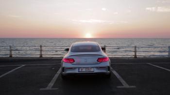 Poti sa vezi rasaritul la mare si apusul pe Transalpina intr-o singura zi? DA, se poate! Cu Mercedes-AMG C 63 S Coupe! VIDEO