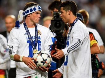"""""""E cel mai bun jucator alaturi de care am jucat in viata mea"""". Gareth Bale, despre fotbalistul care i-a marcat cariera: nu e Ronaldo :)"""