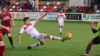 Steaua se bate cu echipe din Serie A pentru super golgheterul de 18 ani din Romania! Ieri a dat 4 goluri si a ajuns la 17 reusite