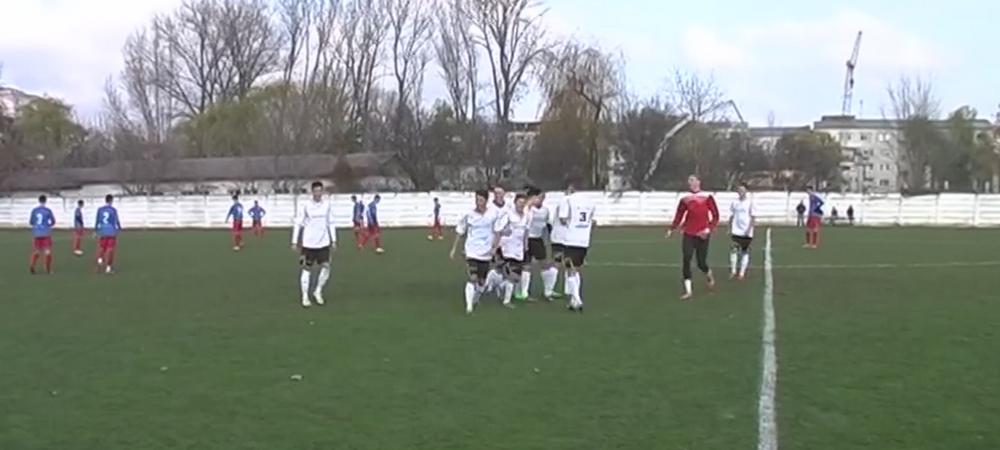 Un pusti din Romania a inscris unul dintre cele mai rapide goluri din istorie: dupa 3 SECUNDE! VIDEO