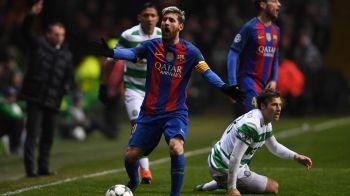 """""""O bateam pe Barca... daca Messi juca la noi!"""" :) Rodgers s-a suparat pe Suarez dupa Celtic - Barca! Ce a spus la final"""