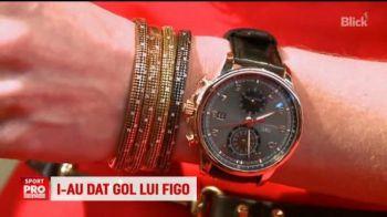 Figo, jefuit ca in filme: hotii au fugit din casa fostului Balon de Aur cu ceasuri si bijuterii de 500.000 de euro
