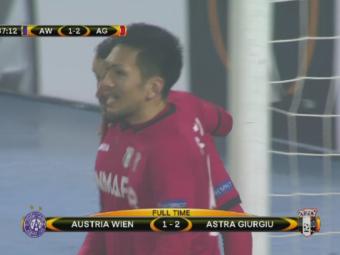 VIDEO REZUMAT | O noua victorie senzationala a Astrei in Europa: campioana Romaniei a intors soarta meciului de la 0-1