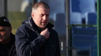 "A plecat inainte sa fie dezbracat la conferinta de presa. Bulgarii spun ca Edi Iordanescu s-a speriat de fanii. Prima reactie: ""Probleme la fel ca la Steaua!"""