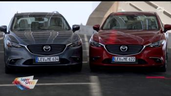 Mazda a lansat noua 6 in Romania. Cat costa limuzina japonezilor. VIDEO