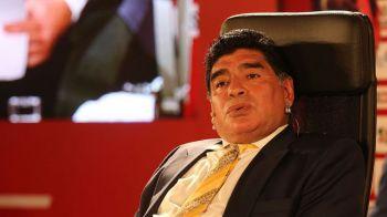 """""""Incepand de astazi, sunt un fan al celor de la Chapecoense"""". Declaratia de solidaritate a lui Maradona dupa accidentul aviatic"""