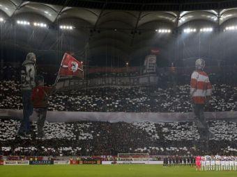 SUPER FOTO   Coregrafia UNICA a fanilor lui Dinamo la derby   Ce fotografie au facut jucatorii lui Andone in vestiar dupa ce a invins-o pe Steaua