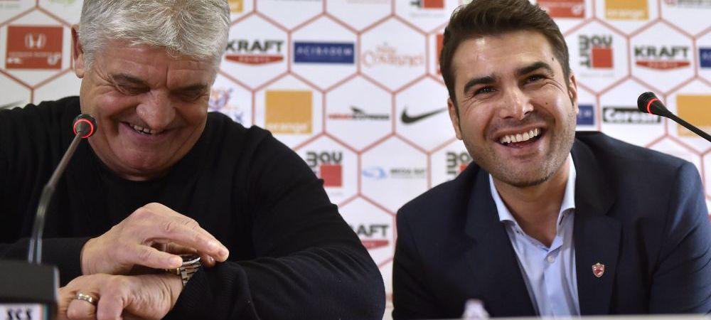"""""""S-a relansat campionatul cu aceasta victorie. Meritul este al lui Andone"""" Mesajul lui Mutu dupa victoria din derby-ul cu Steaua"""