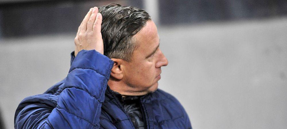 Revolta la Steaua? Reghecampf ii acuza pe jucatori ca nu il mai asculta, dupa ce a pierdut cu 3-1 derby-ul cu Dinamo