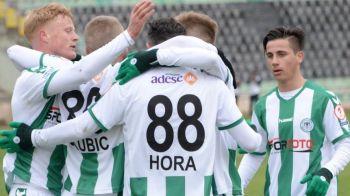 Joaca HORA de Ziua Nationala a Romaniei :) Atacantul roman a marcat primul sau gol pentru Konyaspor