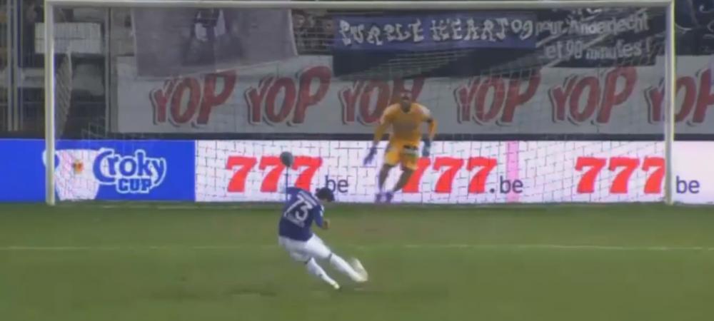 Prima DRAMA traita de Stanciu la Anderlecht! Meci INCREDIBIL in Cupa, a dat gol, dar Anderlecht a fost eliminata! VIDEO