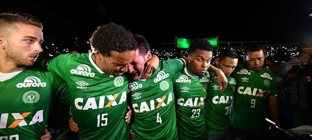 Anunt INCREDIBIL! Internacional RETROGRADEAZA din respect pentru Chapecoense?!? Varianta de ultima ora care a scandalizat fotbalul mondial