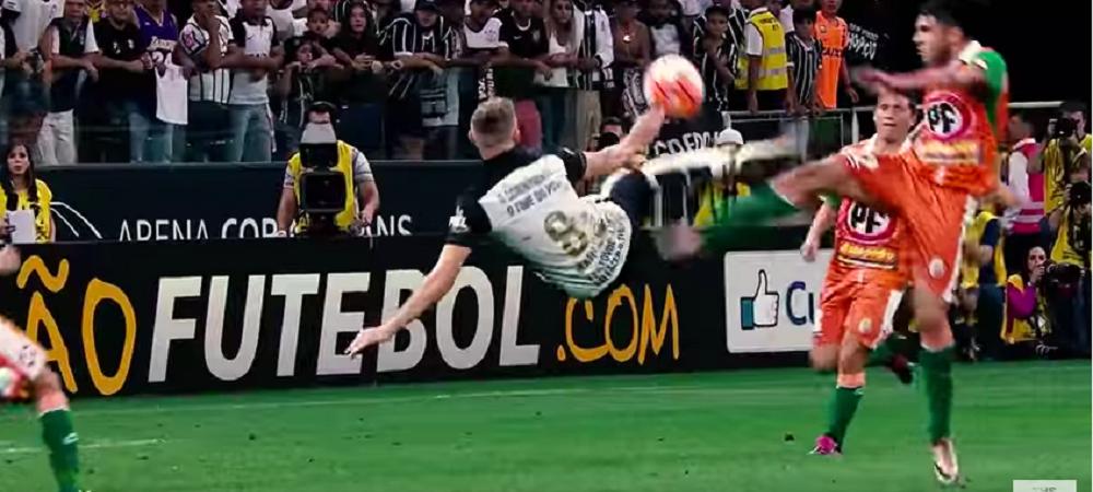 FIFA a anuntat cei 3 finalisti pentru trofeul Puskas! Vezi VIDEO si voteaza cel mai frumos gol al anului