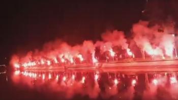 Fanii au APRINS Bega noaptea trecuta! Sarbatoare in Timisoara: Poli implineste 95 de ani! VIDEO