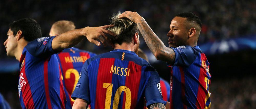 CE SURPRIZA! Barcelona va juca in VISINIU din sezonul viitor! Cum vor arata tricourile neasteptate