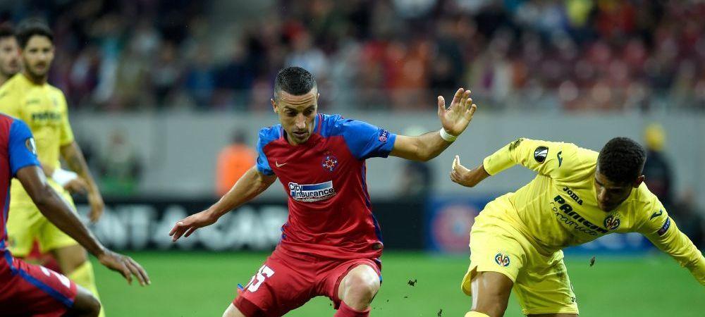 Veste surpriza primita de Steaua. Cine va arbitra meciul decisiv de joi, cu Villarreal, 18:00, la ProTV
