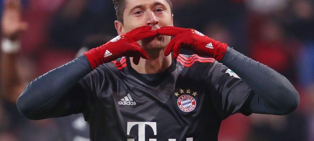 """Lewandowski si-a stabilit viitorul: """"Va semna curand pana in 2021, suntem foarte aproape de o intelegere"""""""
