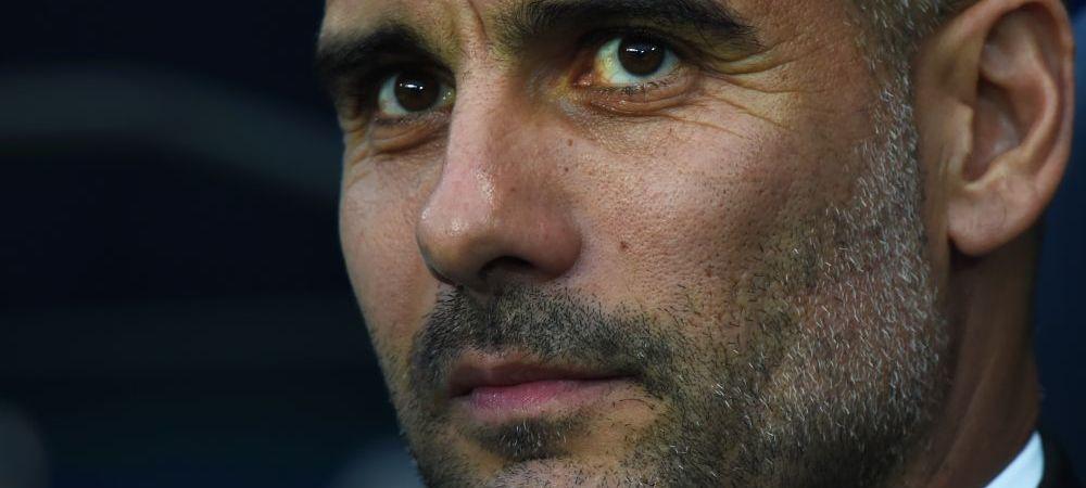 Momentul la care nimeni nu se astepta. Reactia lui Guardiola cand a fost intrebat despre Mourinho si Manchester United intr-o conferinta de presa. VIDEO