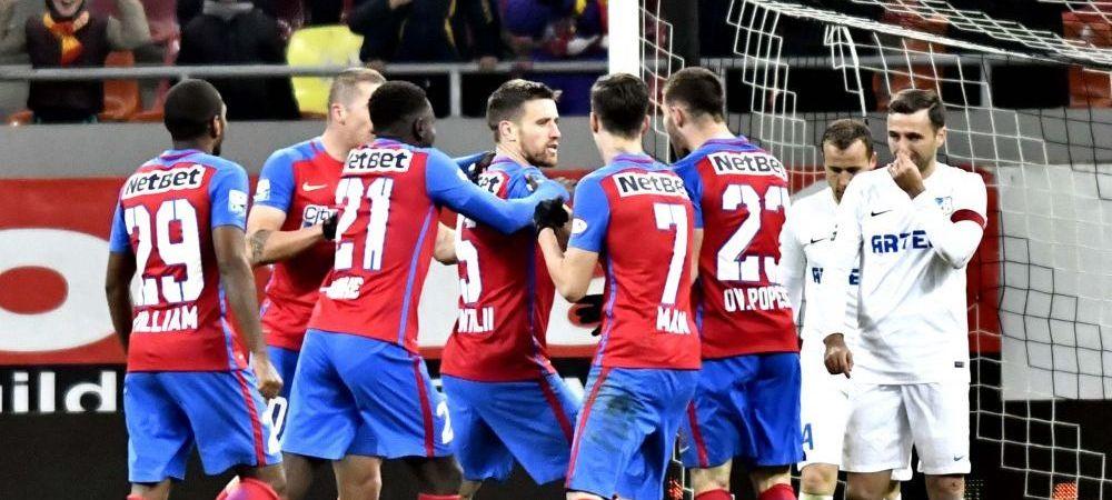 'S-ar putea sa intre din prima la 100%!' Transferul de 1,5 milioane pe care Steaua il face abia acum! Anuntul lui Reghe despre Tanase