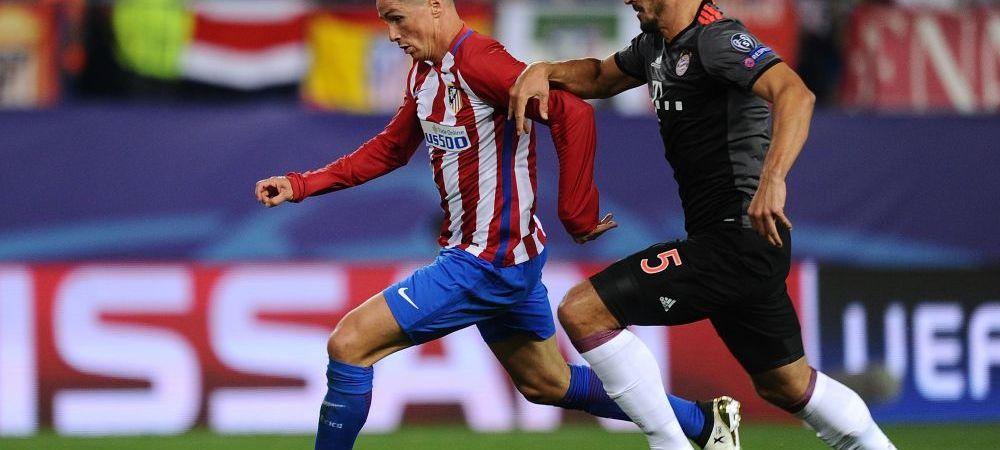 Atletico poate rupe BLESTEMUL lui Real si Barca. Cum intra in istorie daca o bate diseara pe Bayern