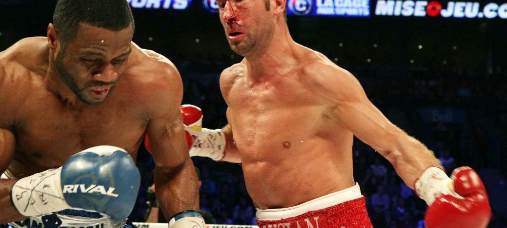 Lucian Bute revine in ring in februarie. Daca invinge, da piept cu super campionul WBC Adonis Stevenson