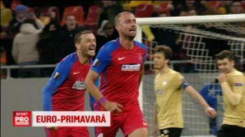 """Sa le facem o bucurie romanilor si sa ne calificam"". Stelistii se gandesc la primavara, dar si la banii pe care UEFA ii poate trimite in Romania. Villarreal - Steaua, joi, 18:00, la ProTV"