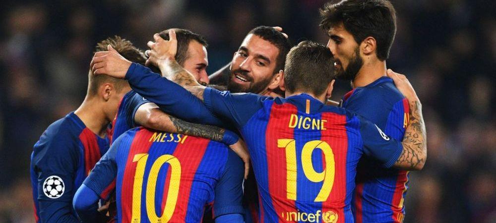 Record senzational pentru Barca in Champions League! Nimeni NU a mai reusit asa ceva vreodata