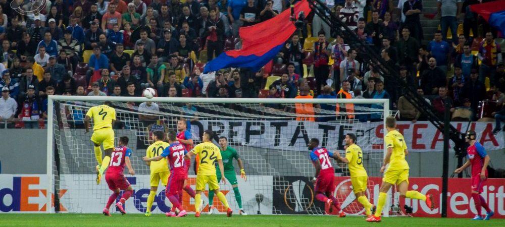 """Villarreal, surprinsa de Steaua: """"Sunt mai puternici decat am crezut!"""" Ce a declarat antrenorul spaniolilor inaintea meciului DECISIV"""