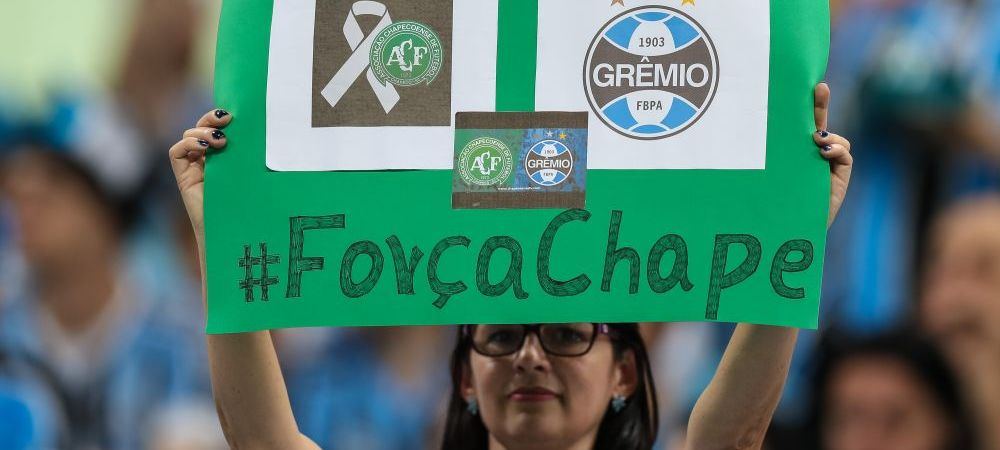 Chapecoense si-a schimbat sigla dupa tragedia in care si-au pierdut viata 71 de oameni! Cum arata acum FOTO