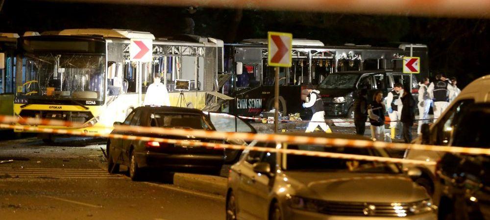 BESIKTAS, IN DOLIU | Doi dintre cei 38 de morti din atentatele cu bomba erau angajati ai clubului! Anuntul facut de club